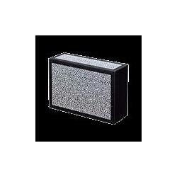 Boîte à cigare bois pailletée Henrys scotch noir